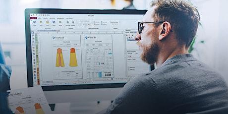 A Automação nos Processos de Criação e Confecção de Roupas 100% digital bilhetes