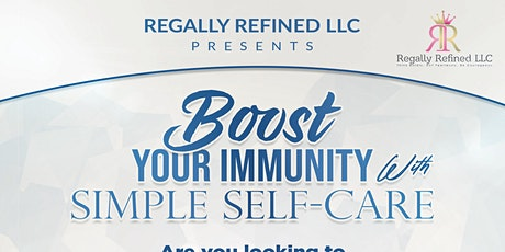 Boost Your Immunity With Self-Care Tips tickets