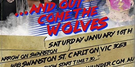 "DMDU ""...And Out Come The Wolves"" tickets"