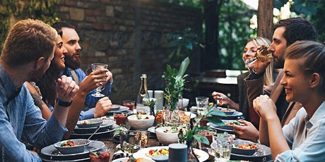 Matched Table of Six Singles Dinners/Drinks Melbourne tickets
