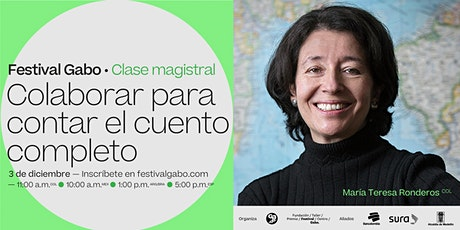 Festival Gabo Nº 8: Colaborar para contar el cuento completo entradas