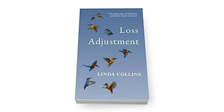 Author talk: Linda Collins discusses 'Loss Adjustment' tickets