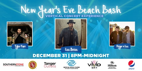 New Year's Eve Beach Bash tickets