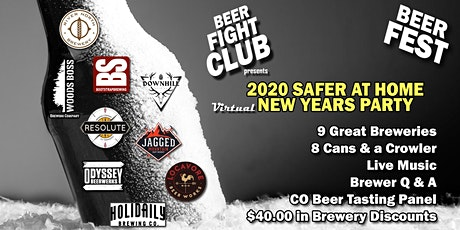 Beer Fight Club - Virtual Beer Fest tickets
