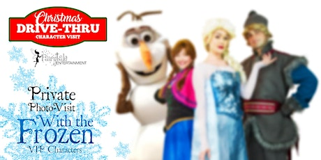 Private Photo Visits with Frozen Characters tickets