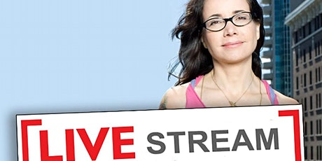 Live-Streamed Show from Eastville in Brooklyn! Janeane Garofalo + more! tickets