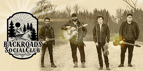 Backroads Social Club LIVE and VIRTUAL with guest performance by In a Bag tickets