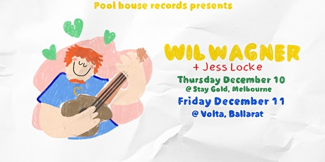 Wil Wagner and Jess Locke (SOLD OUT) tickets