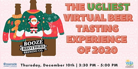 The Ugliest Virtual Beer Tasting Experience of 2020 tickets