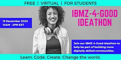 IBMZ-4-Good Ideathon tickets