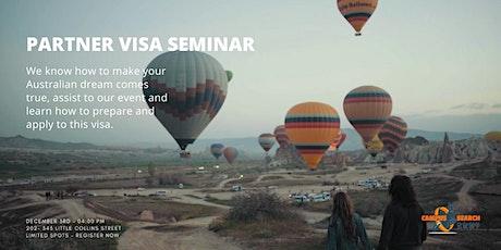 Partner Visa Seminar tickets