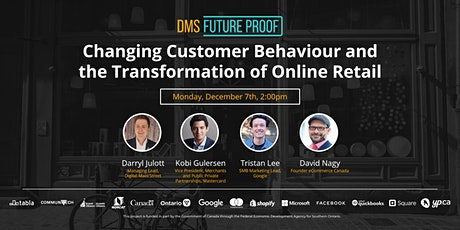 The changes in customer behaviour and the transformation of online retail tickets