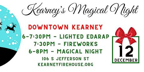 Kearney's Magical Night tickets
