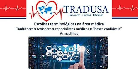 Escolhas terminológicas na área médica bilhetes