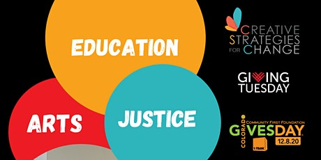 CSC Colorado Gives Day Celebration! Arts. Education. Justice. Roundtable tickets