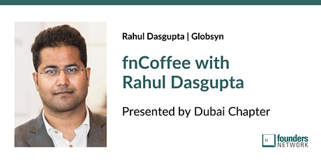 fnCoffee with Rahul Dasgupta tickets