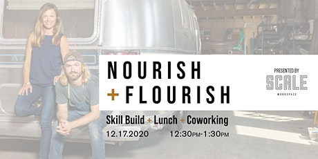 Nourish + Flourish Lunch and Day Pass tickets