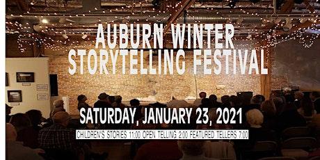 Auburn Winter Storytelling Festival tickets