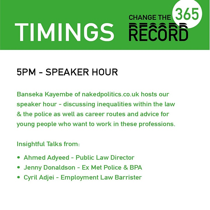 Change The Record '365' image
