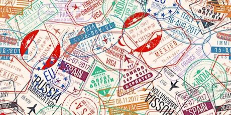 FOUND:RE Passport Series tickets