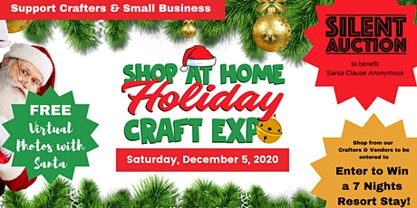Shop At Home Holiday Craft Expo tickets