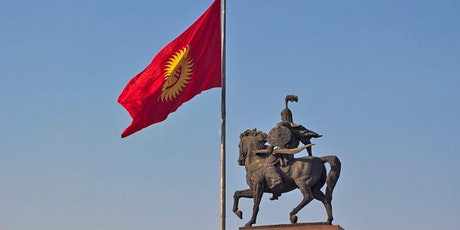 """Kyrgyzstan's Third """"Revolution"""" and the Future of the Country tickets"""