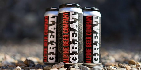 Alpine Beer Company Great Barleywine Release tickets