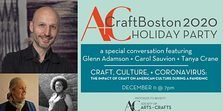 CraftBoston2020 Holiday Party tickets