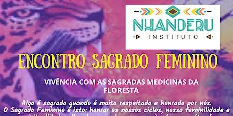 Sagrado Feminino Nhanderu -  28.11.20 ingressos