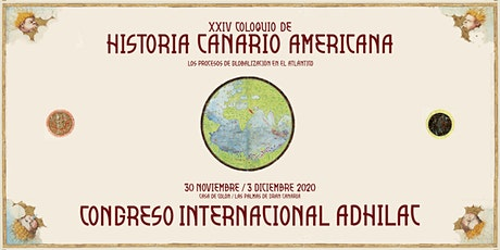 XXIV Coloquio de Historia Canario Americana entradas