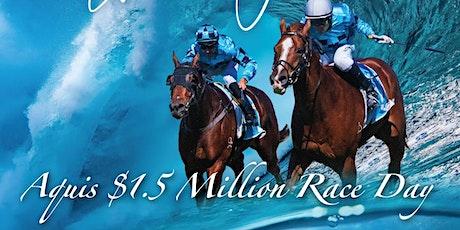 Aquis $1.5 Million Raceday - Skyline Restaurant tickets