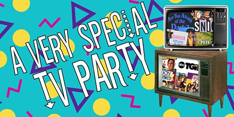 A Very Special TV Party tickets