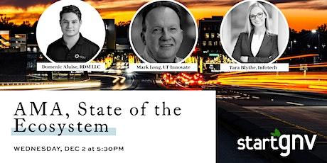 AMA Special Edition, State of the Gainesville Innovation Ecosystem tickets
