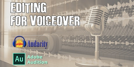 Editing for Voiceover tickets