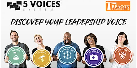 Discover Your Leadership Voice tickets