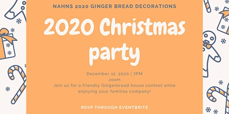 NAHN 2020 Christmas Party tickets