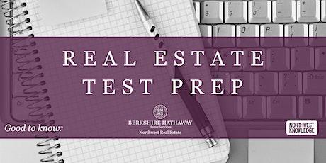Virtual Real Estate Test Prep tickets