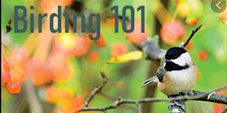 Birding 101 Virtual Workshop tickets