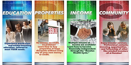 Real Estate Investing Classes Online tickets