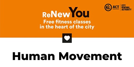 ReNewYou Human Movement with Debora Di Centa tickets
