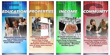 Online Real Estate Investing Classes entradas