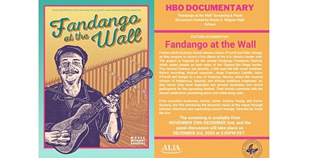 FANDANGO AT THE WALL Screening & Panel for Susan E. Wagner High School tickets