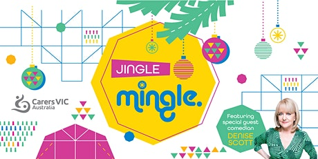 Carers Victoria Jingle Mingle Virtual Event #7691 tickets