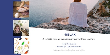 I_Relax Remote Retreat tickets