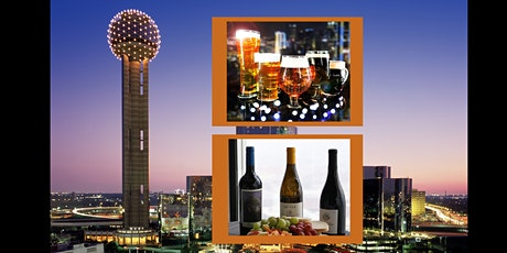 Beer and WineShark Learning and Tasting event at Reunion Tower tickets