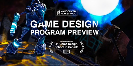 VFS Game Design Program Preview tickets