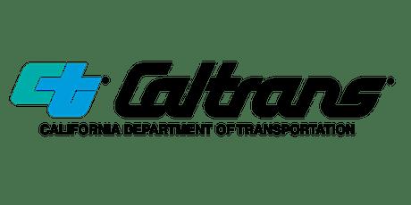 Caltrans D4 Mandatory Pre-Bid Meeting: Project  04-2J802 tickets