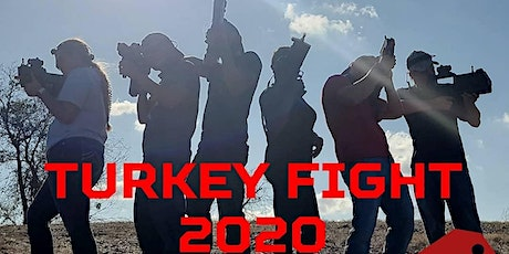 Battleground  Ranch Turkey Fight 2020 - 1st person shooter In Real Life! tickets