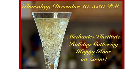 Members Holiday Gathering, on Zoom tickets