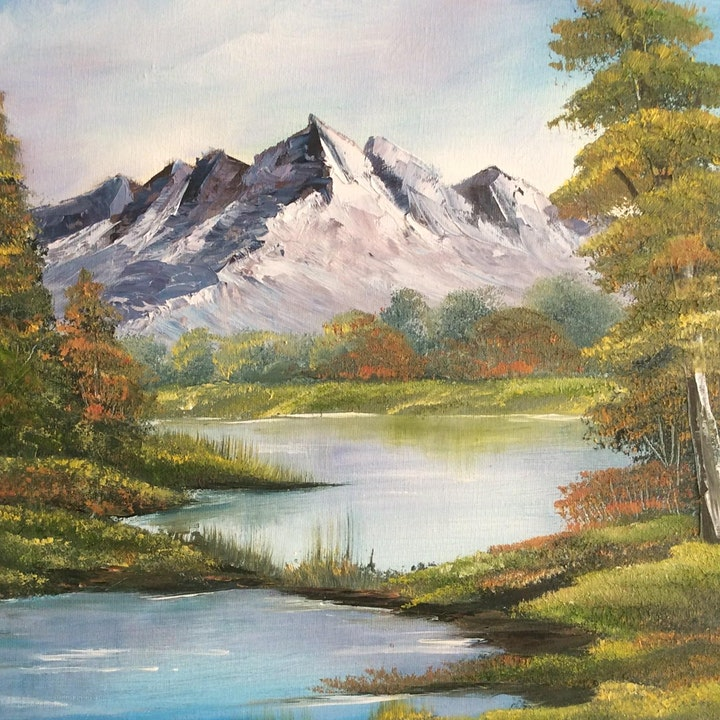 Introduction to Landscapes in Oils image